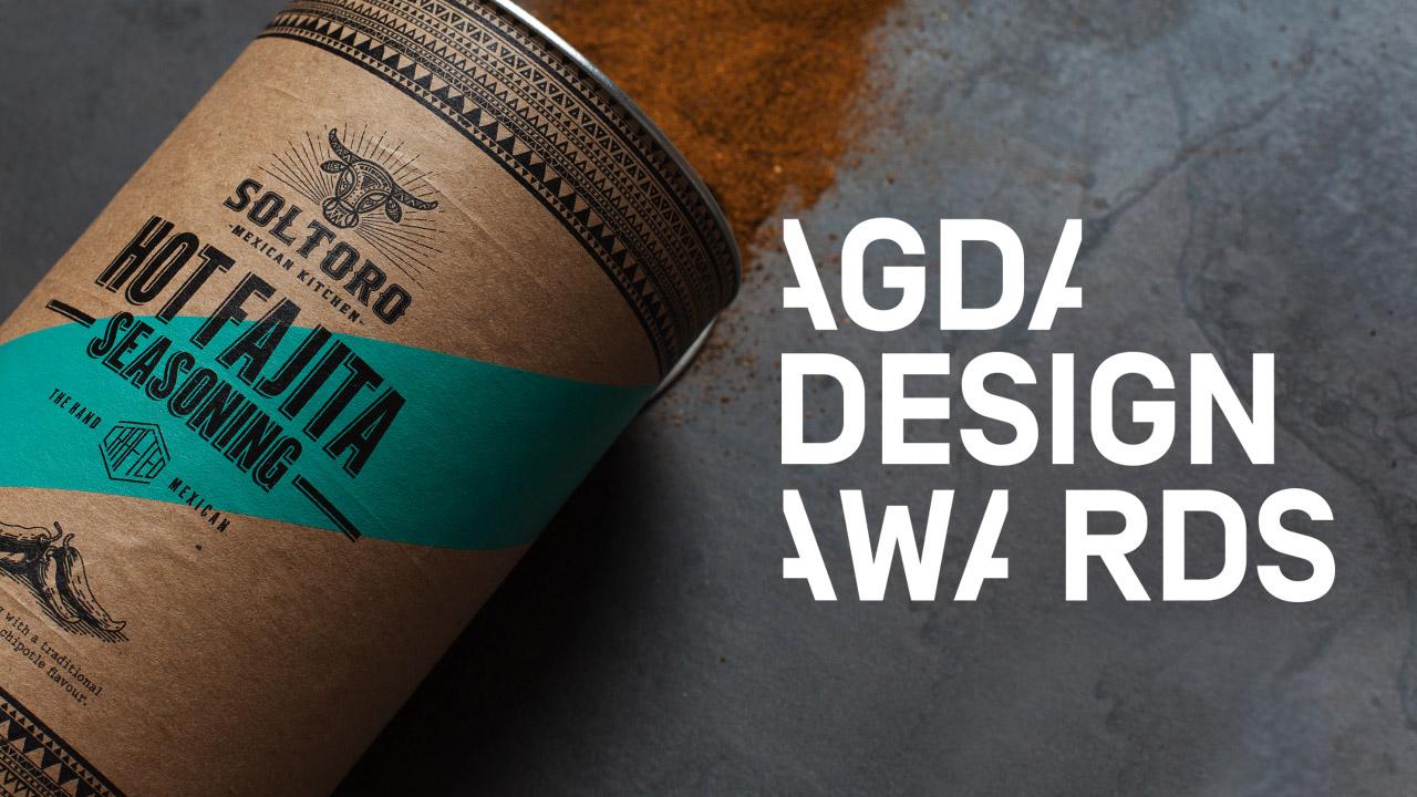 Soltoro nominated for 2016 AGDA Design Awards